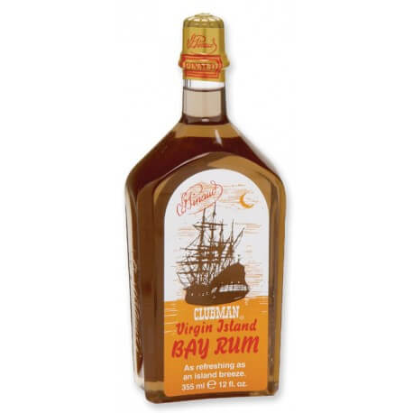 Vzorek Ed. Pinaud Clubman Virgin Island Bay Rum voda po